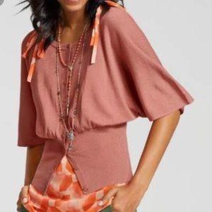 CAbi Kimono Cardigan Small 5284